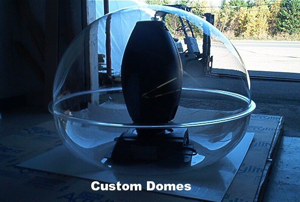 The Clear Choice For Your Clear Acrylic Domes Replacement